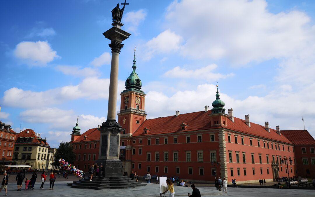 Odwiedzamy Zamek Królewski w Warszawie